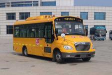 中通牌LCK6760D5Y型幼儿专用校车图片