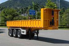 中集9米31.5吨3轴自卸半挂车(ZJV9402ZZXSZ)