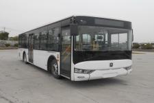 亚星牌JS6108GHBEV32型纯电动城市客车图片