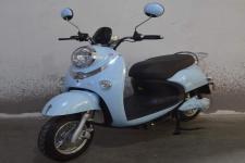 创新嘉铃牌CJ800DQT-6型电动两轮轻便摩托车图片