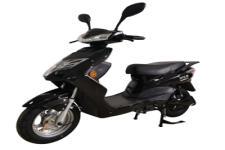 速锋龙牌SL600DQT-8型电动两轮轻便摩托车图片