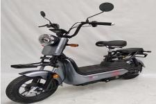 爱玛牌AM500DQT-16L型电动两轮轻便摩托车图片