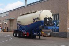 运力8.8米33.4吨3轴下灰半挂车(LG9405GXH)