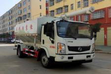 国六东风散装饲料运输车15826726381
