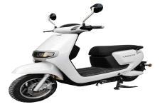台铃牌TL600DQT-62B型电动两轮轻便摩托车图片