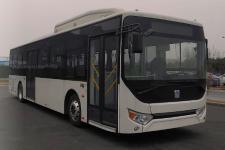 远程牌JHC6120BEVG9型纯电动低入口城市客车图片