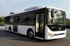 远程牌JHC6100BEVG9型纯电动低入口城市客车图片