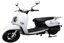 台铃牌TL600DQT-65E型电动两轮轻便摩托车图片