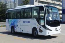 宇通牌ZK6820BEVQZ32型纯电动客车图片
