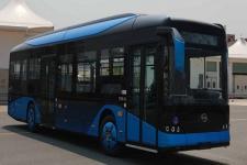 比亚迪牌BYD6123LGEV1型纯电动低地板城市客车图片