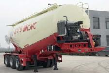 建宇牌YFZ9400GFL32B型中密度粉粒物料运输半挂车图片