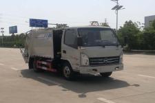 专威牌HTW5041ZYSK6YQ型压缩式垃圾车