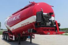 建宇牌YFZ9400GFL41B型中密度粉粒物料运输半挂车图片