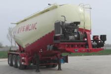 建宇牌YFZ9400GFL35B型中密度粉粒物料运输半挂车图片