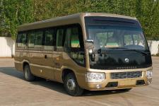 中通牌LCK6605EVA型纯电动客车图片