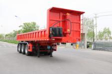 高漠8米32.8吨自卸半挂车图片