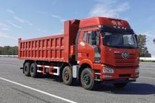 解放前四后八平头天然气自卸车国六424马力(CA3310P66M25L7T4AE6)