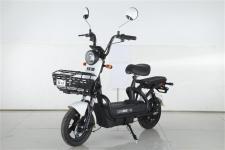 绿源牌LY450DQT-3A型电动两轮轻便摩托车图片