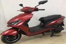 星赛克牌XSK800DQT-8型电动两轮轻便摩托车图片