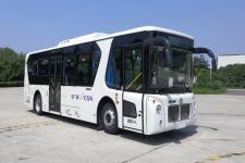 海格牌KLQ6109YAEVN型纯电动客车图片
