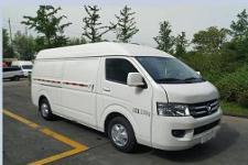 福田牌BJ5039XXY-H5型厢式运输车图片