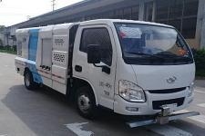 福田牌BJ5044TYHEV-H1型纯电动路面养护车图片