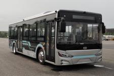10.5米|20-38座中植汽车纯电动城市客车(CDL6102URBEV)