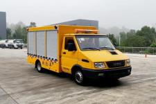 国六依维柯市政工程救险车