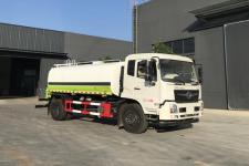 程力威牌CLW5180GPS6ZS型绿化喷洒车