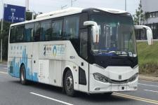 中国中车牌TEG6120EV02型纯电动客车图片