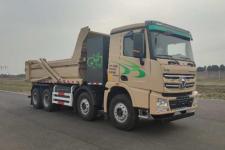 广和牌GR5311ZLJBEV型纯电动自卸式垃圾车图片