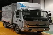 福田牌BJ5128CCYGJFA-AB1型仓栅式运输车图片