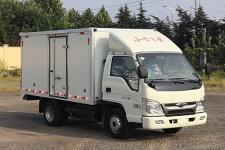 福田牌BJ5035XXY5JC5-02型厢式运输车图片