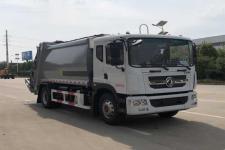 专威牌HTW5185ZYSE6型压缩式垃圾车