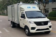 福田牌BJ5030XXY5JV7-32型厢式运输车图片