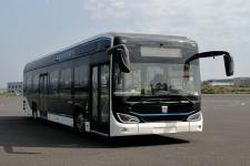远程牌JHC6121BEVG12型纯电动低入口城市客车图片