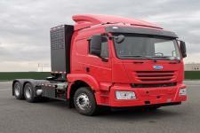 开沃牌NJL4250ZEKFCEV1型燃料电池半挂牵引车图片