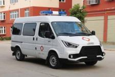 国六江铃救护车厂家销售热线13329882498