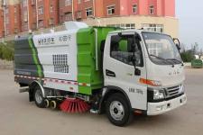 虹宇牌HYS5070TXSH6型洗扫车