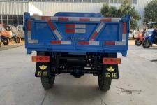 五征牌7YP-1450D51型自卸三轮汽车图片