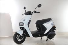 绿源牌LY1000DQT-16B型电动两轮轻便摩托车图片