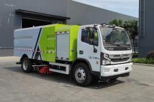 程力牌CL5123TXSBEV型纯电动洗扫车