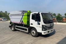 程力威牌CLW5070ZZZ6型自装卸式垃圾车(CLW5070ZZZ6自装卸式垃圾车)图片