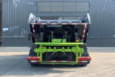 程力威牌CLW5070ZZZ6型自装卸式垃圾车图片
