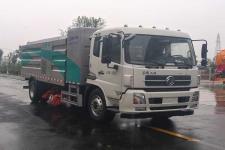 CL5180TSLBEV纯电动扫路车