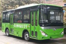 6.6米 10-20座长安纯电动城市客车(SC6665BBEV)