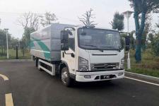 比亚迪T6新能源纯电动密闭式桶装垃圾车