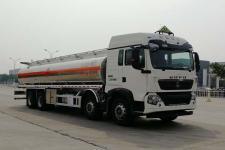 楚胜牌CSC5327GYYLZ6A型铝合金运油车