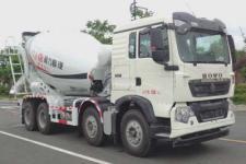 程力威牌CLW5311GJBZ5型混凝土搅拌运输车