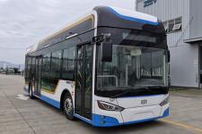 10.5米|18-37座中植汽车燃料电池低入口城市客车(CDL6101URFCEV3)